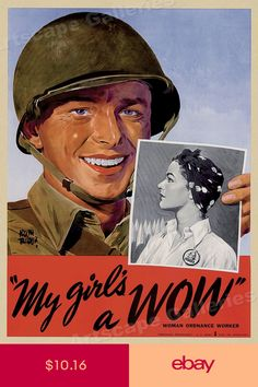 e8e08ea0 70 Best ...WWII Women: War Jobs Government Posters images | Vintage ...