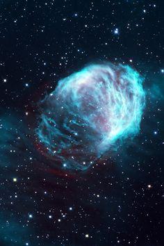 The Medusa Nebula.