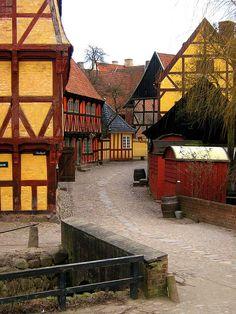 Aarhus, Den Gamle By (open air museum)