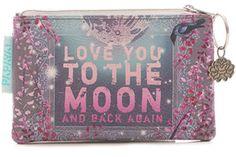 Bolsas, Porta moedas e Cartões : Moon and Back - Porta Moedas e Cartões