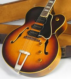 1954 Gibson ES-5 Sunburst SPRUCE TOP Archtop Guitar