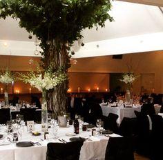 Singapore orchid centrepieces at The Terrace | Bouquet Melbourne