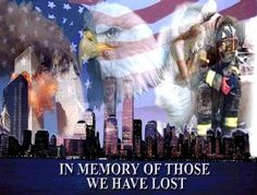 In memory of those we have lost usa patrotic september 11 sept 11 never forget twin towers 11 September 2001, Remembering September 11th, We Will Never Forget, Lost Pictures, Eagle Pictures, Wwe Wallpaper, Eva Marie, Facebook Timeline Covers, We Remember