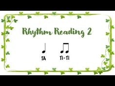 Elementary Music Lessons, Music Crafts, Music Activities, Music For Kids, 5th Grades, Teaching Reading, Musicals, Spin, Youtube