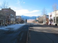 Westcliffe, Colorado. Have some great childhood memories here :)