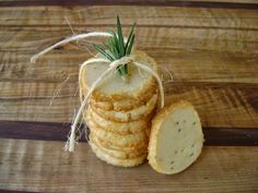 mysavoryspoon: Rosemary Butter Cookies