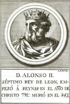 Alfonso II de Asturias - Wikipedia, la enciclopedia libre