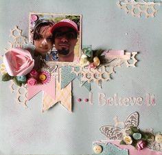 Milla Marques / I BELIEVE IT