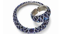 Italian jewelry house Vhernier calls on seasoned artisans to craft gorgeous new titanium designs…
