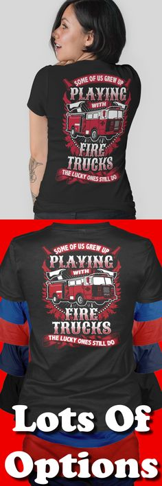 Firefighter Shirts: Are You A Firefighter? Do You Fight Fire? Great Firefighters Gift! Lots Of Sizes & Colors. Love Living The Firefighters Life? Strict Limit Of 5 Shirts! Treat Yourself & Click Now! https://teespring.com/TN69-423