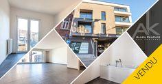 VENDU - appartement basse énergie près des Guillemins.  Attention plus qu'un appartement disponible ! Contactez-nous au 04/277.17.07