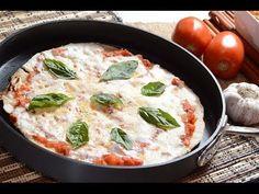 Pizza sin horno al estilo de Sonia Ortiz por Cocina al natural