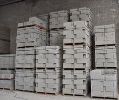 Reisopack: Como enviar bloques de hormigón