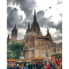Fira de Santa Llúcia @ La Catedral, Barcelona