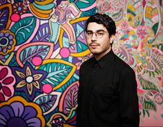 "PORTRAITS OF ARTIST ""CLAUDIO LIMÓN"""