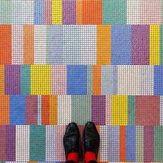 Venetian floors, a photographic project in Venice |ITALIANBARK #selfeet #flooring #tiles #venice #venezia