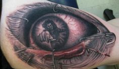 Horror Tattoo - TWT13