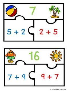 Commutative property of multiplication game grade math center puzzles 3 oa 5 Commutative Property Of Addition, Associative Property, Multiplication Facts Practice, Properties Of Multiplication, Math Center Rotations, Literacy Centers, Addition Games, Properties Of Addition, Cycle 2