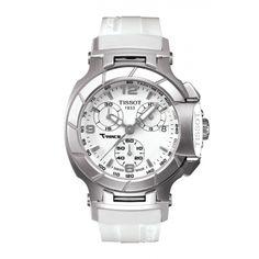 TISSOT T-RACE CHRONO LADY #reloj #watch