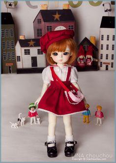 LINA CHOUCHOU DOLL Cookie   総合ドール専門通販サイト - DOLKSTATION(ドルクステーション)