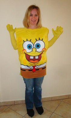 Spongyabob jelmez - KÉK BÉKA Ronald Mcdonald, Hoodies, Sweaters, Fictional Characters, Fashion, Moda, Sweatshirts, Fashion Styles, Parka