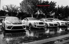 Sexy rain drive.