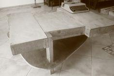 mesa industrial .