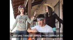 Lindsey's Beginnings - Lindsey Stirling. -- Haha! This is why I love her!!!!