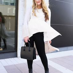 Yesterday's easy, and very breezy, look for brunch. White top is less than $30 and my bell-sleeve cardigan comes in two pretty colors! Shop my daily looks by following me on the @liketoknow.it app. You can also visit the link in my bio! Have a great Monday, loves! http://liketk.it/2ufhp #liketkit #LTKunder100 #LTKunder50 #LTKstyletip #ootd #knit #knits #cardigan #casualstyle #simplestyle #wiw #blonde #whatiwore #casual #igstyle #stylefile #Regram via @cameronproffitt
