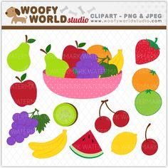 479 Best Fruit And Vegetables Clip Art Images Fruits Vegetables