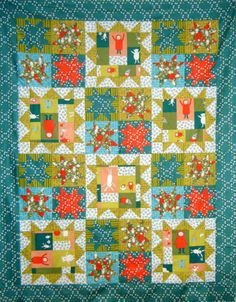 #quilts Gangs All Here