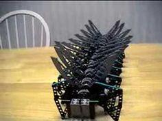"Lego version of Jansen's ""Strandbeast"""