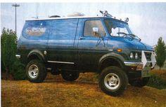 Off road camper Show Trucks, 4x4 Trucks, Off Road Camping, Camping Gear, Gmc Vans, Automobile, 4x4 Van, Motorcycle Camping, Off Road Adventure