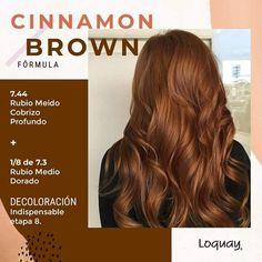 Hair Color Auburn, Auburn Hair, Ginger Hair Color, Hair Color Formulas, Brown Blonde Hair, Aesthetic Hair, Balayage Hair, Haircolor, Hair Highlights