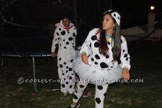 Cute Pongo and Perdita Costume for Couples... This website is the Pinterest of costumes