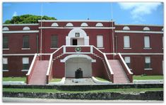 All sizes | St Anns Fort, Barbados | Flickr - Photo Sharing! Dark Tide, Barbados, World Heritage Sites, Saints, Mansions, House Styles, Villas, Palaces, Mansion