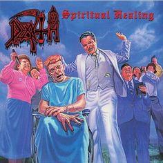 Death - Spiritual Healing;  Death Metal/ Progressive Metal