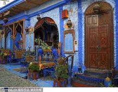 Cidade Azul de Marrocos