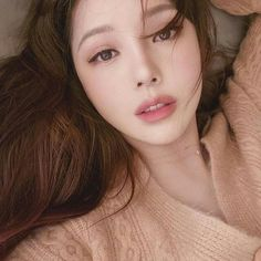 Pony Makeup, Nude Makeup, Nude Lip, Makeup Inspo, Natural Lip Colors, Natural Lips, Natural Makeup, Park Hye Min, Adriana Lima Lingerie