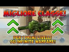http://callofdutyforever.com/call-of-duty-gameplay/la-migliore-classe-per-livellareiniziare-cod-infinite-warfare-multiplayer-gameplay-ita/ - LA MIGLIORE CLASSE PER LIVELLARE/INIZIARE! [COD: Infinite Warfare - Multiplayer Gameplay ITA]  Prima medaglia Juggernaut in Italia (VIDEO DI OGGI): https://www.youtube.com/watch?v=lXGPYtuYB6U Oggi vi porto un class setup! Vi consiglio la migliore classe iniziale, con cui potrete livellare velocemente e fare ottimi risultati, già dai pr