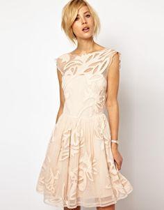 ASOS Gothic Prom Dress $157.94