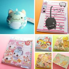 Lavender likes, loves, finds and dreams: Kawaii Package Giveaway