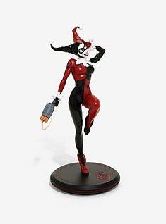 DC Comics DC Cover Girls Harley Quinn By Joëlle Jones Statue,