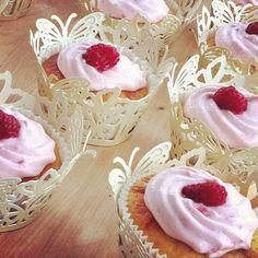 Wedding Cupcakes www.ninasbakery.ch