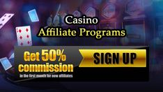 Online Gambling is one of the most exciting and profitable online industries. Our Casino Affiliate Program gives you a proven way to cash in on this explosive growth. Each month we pay our top affiliates over $50,000. By using our unique tools and dedicated support, you can too! You refer players to our casinos and we share our profits with you forever! It's like owning your own online casino and it's FREE! Online Gambling, Best Online Casino, Online Casino Bonus, Poker, Tools, News, Unique, Free, Instruments