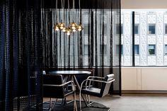 Новый офис рекламного агентства McCann Erickson в Нью Йорке