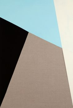 Sarah Crowner:  Ra, 1954, 2009 Oil on sewn linen and cloth 48 x 32 inches