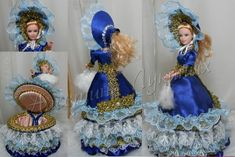 Glamour Dolls, Barbie Dolls, All Things, Jewelry Box, Harajuku, Ball Gowns, Diy And Crafts, My Favorite Things, Fashion