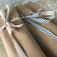 Did you know that I can gift wrap your order for you?  I am more than happy to even write the card if you send me the wording!  Easy peasy and stress free 👍🏻