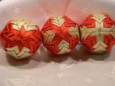 Dekorácie - vianočné ozdoby 55 - 6cm - 4527998_